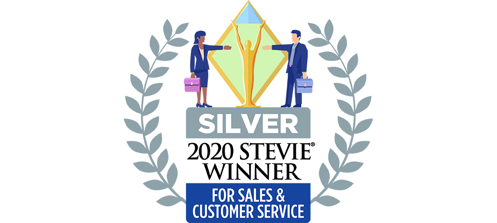 Threepeat! Legacy.com Customer Service Wins Silver at the 2020 Stevie Awards